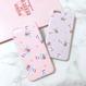 ピンク ティーカップキャット ハードケース