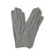 【Piccke ピッケ】CYILABO 手袋   グレー×グレー