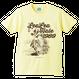 Lea Lea Hale T-shirt  (Custard)