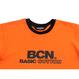 BASIC COTTON BCN TEE ORANGE