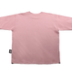 BASIC COTTON LOGO TEE PINK
