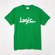 Logic System ロゴTシャツ