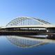 TAMASUIDO BRIDGE アクリルキーホルダー