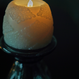 oriental candle -damask-