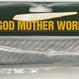 新色!!WEB限定!ゴッドマザーワーム 10インチ 銀粉シルバー