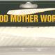 ゴッドマザーワーム 10インチ チョークホワイト