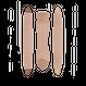 KKW by Kim Kardashian 🍑CRÈME CONTOUR AND HIGHLIGHT KIT''LIGHT''