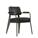 Iron Leather Arm chair 「VICK」 2pcs set