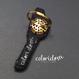 ジェントルマンのリング    ビーズリング  hand made beads ring