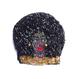 black, black!(ブラック・ブラック!)  | ビーズブローチ hand made beads brooch