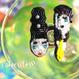 男女ペアピアス   | ビーズピアス hand made beads Earrings