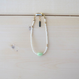 Vintage Lime Beads Bracelet
