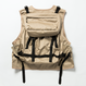 Work Twill Luggage Vest/BEIGE