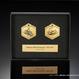 【数量限定再販:3月発送】20周年記念 シリアルナンバープレート入り 1/1スケール カブト・クワガタ メダルセット-MDST110-