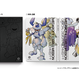 【完全受注生産限定:6月下旬発送】『 メダロット 9 x ガールズミッション オフィシャルデザインアーカイブス++』特装版 / イラスト集 / 設定資料集 / 漫画 / ディスク付属