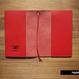 【数量限定受注生産:2018年3月発送】メダロット 20th Anniversary レザー ブックカバー 全5色