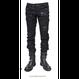 KMRii ・ケムリ・CRUSH SKINNY PANTS-03・ブラック・パンツ