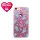 ViVi × Carebears iPhone8/7/6s/6 ラメ入りケース パープル