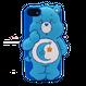 Care bears シリコンケース ベッドタイムベア♥for iPhone8/7/6s/6