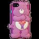 Care bears シリコンケース シェアベア♥for iPhone7/6s/6