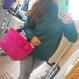 Lilas Campbell(リラキャンベル)/ウールカラートートバッグ