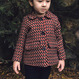 last 1【minimom】Ginger Coat