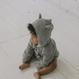 【Jamie kay】Bear Cardigan - Grey