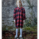 【fish&kids】kids   CHECKS DRESS