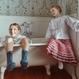 【fish&kids】KIDS  VICTORIAN SHIRT