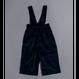 Carmen Overalls - Navy Blue