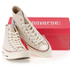 New style [CONVERSE] Chuck Taylor All Star 1970`S HI (BEIGE) 162053C