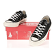 [CONVERSE] Chuck Taylor All Star 1970`s LOW ( BLACK) half size 144757C