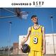 CONVERSE X RSVP reversible  short