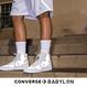 CONVERSE X BABYLON FASTBREAK HIGH Cream
