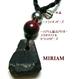 【数値100】「MIRIA」USED品(先着一名様限定)驚異のラジウムパワー!入手困難な超稀少石!私も一ヶ月間身に着けてビックリ! 「ハイパーラジウム鉱石オペンダント」(参考価格48,000円)
