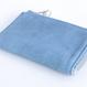 SUKUMO leather zipカードケース/浅葱