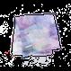 landscape printストール/ピンク