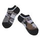 vegetable camp socks / ブラック