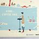 KOBE  COFFEE  BAG        ランドメイド×ウミキリンコラボ