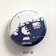 缶バッジ 32mm(神戸&ウミキリン)