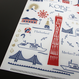 チケットクリアファイル(旅するマチルダ:神戸)