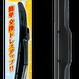 税コミ送料コミ NWB 880コペン エアロレインワイパー1台分
