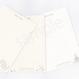 102挟んでキレイに収納するバッグに入るB6サイズの小さなかわいいファイルとポストカードのセット
