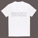 MG_W white  Cotton T-shirt