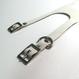 フトアゴ用レザーハーネスセット-ライトグレー(TYPE-01-LG2-SET)