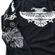 """R.H.C.P - """"アンソニーキーディス Tattoo"""" Tシャツ L/S (ブラック)"""