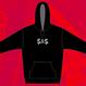 SAINTS & SINNERS - 4TH GRADE DEVIL HOODIE