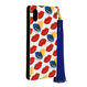 BADACIOUS KISS KISS iPHONE CASE RED (Wallet style)