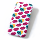 BADACIOUS KISS KISS iPHONE CASE PINK (Hard Case)