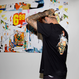 Warhol x Basquiat x Billabong LAB Collection T-Shirts [AI011242]